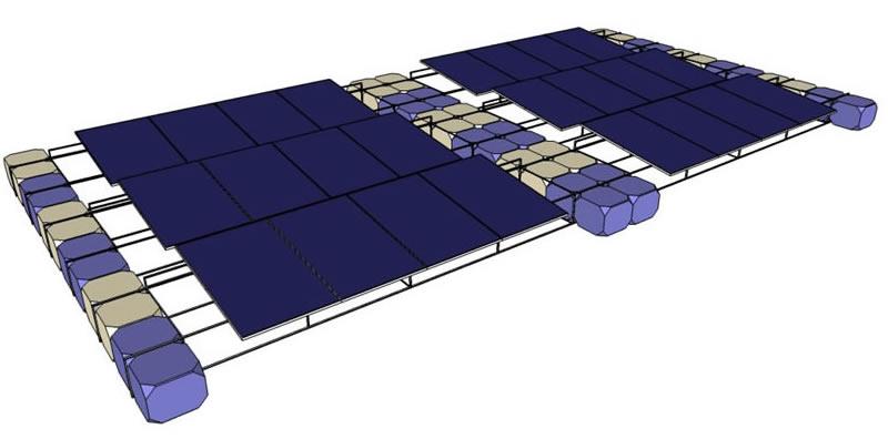 Floating Photovoltaic Pv Platforms